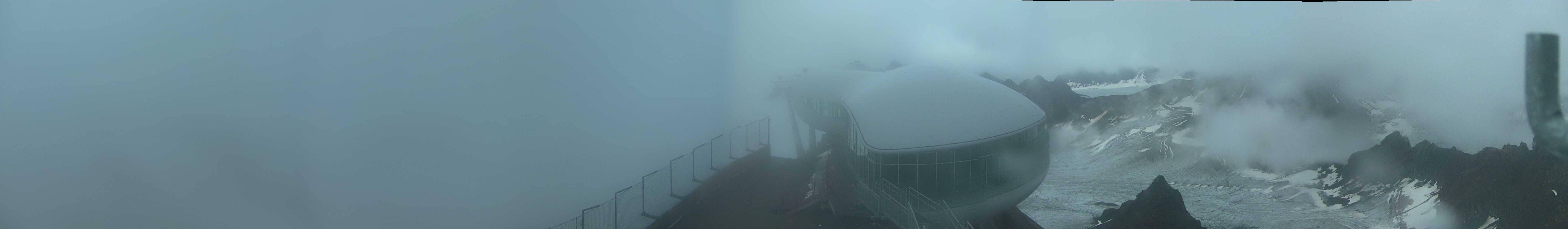 Webcam Panoramica Wildspitz - Pitztal