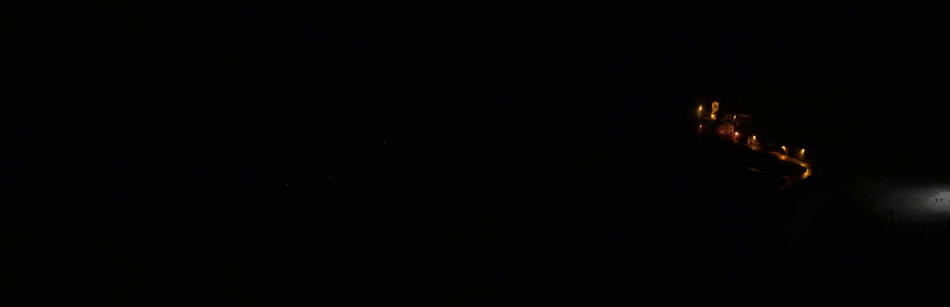 Webcam panoramica Santuario del Monte Lussari - Tarvisio