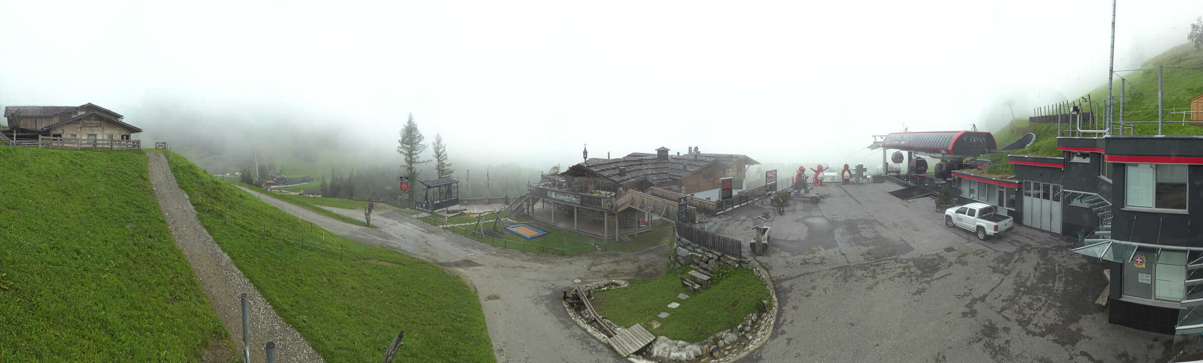 Webcam Klausberg - mountain station