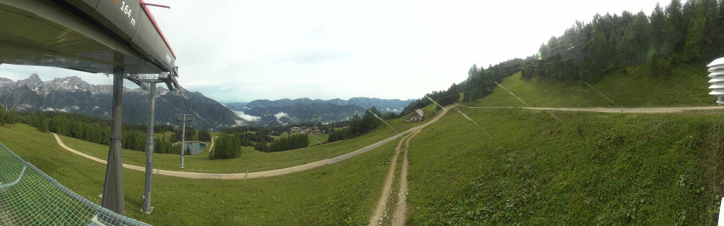 Hintersdoter webcam - Hirschkogel top ski station