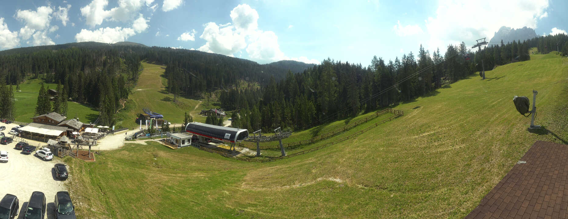 3 Zinnen Sesto webcam - ski station Signaue