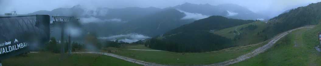 Waldalmbahnen Bergstation